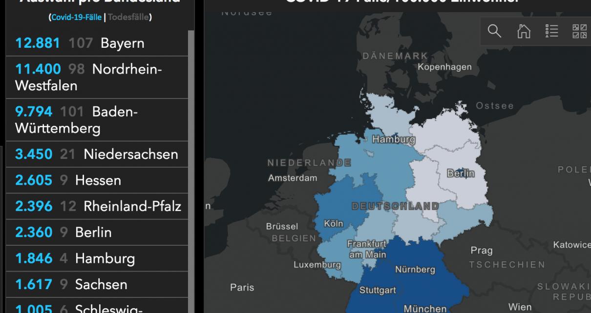 Corona Bayern Aktuelle Zahlen