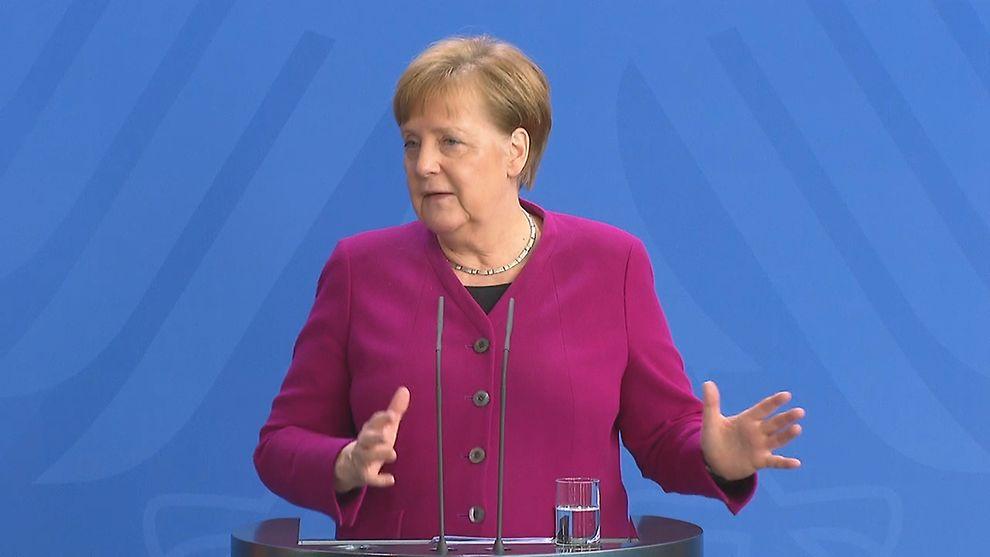 Kabinett Merkel 2021